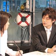 横浜の学習塾ブレスト代表がニュース番組出演